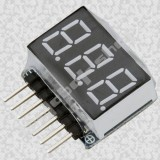 Lipo Voltage Tester 1-6S LED